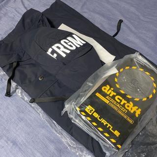 フラグメント(FRAGMENT)のMサイズ fragment uniform experiment BURTLE(マウンテンパーカー)