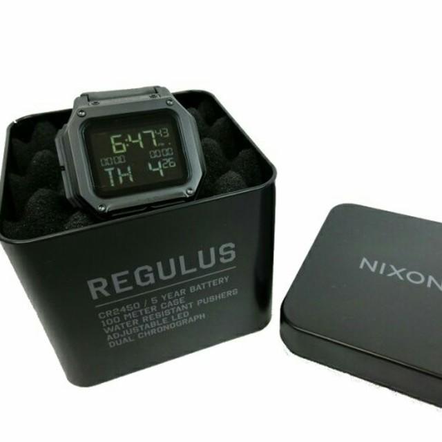 NIXON - NIXON ニクソン THE REGULUS レグルス メンズ 腕時計の通販 by プロフチェック。|ニクソンならラクマ