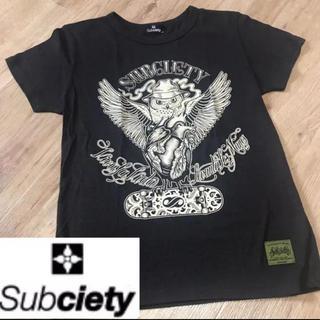 サブサエティ(Subciety)のSubciety(サブサエティ)新品 Tシャツ(Tシャツ/カットソー(半袖/袖なし))