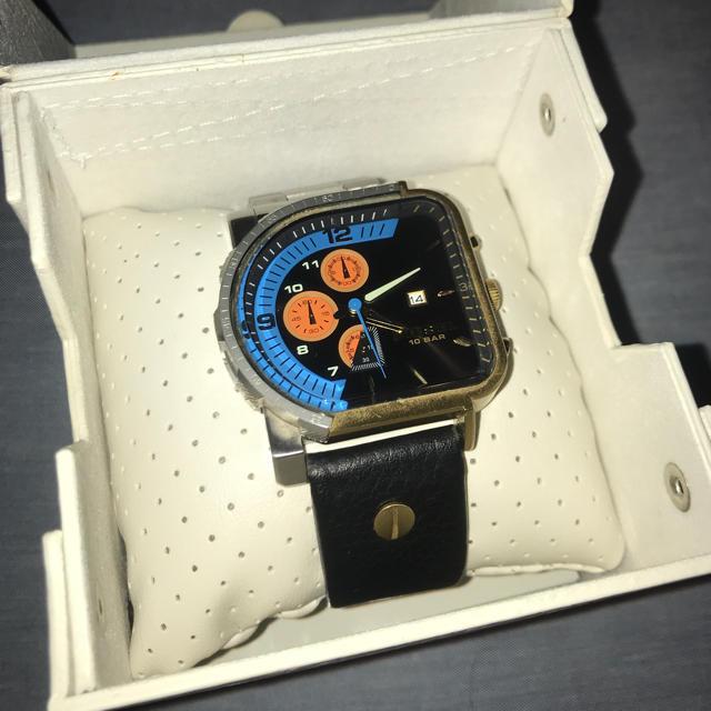時計 安売り 偽物 | DIESEL - DIESEL 腕時計 DZ4160の通販 by yu's shop|ディーゼルならラクマ