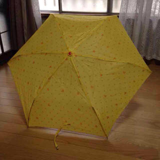 ディズニーのミッキーの折りたたみ傘値下げ(傘)
