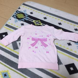 ベルメゾン(ベルメゾン)のベルメゾン 110 七分袖(Tシャツ/カットソー)