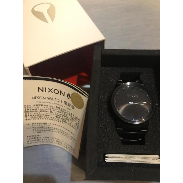 NIXON - NIXON  THE CANNON ニクソン 腕時計の通販 by yu's shop|ニクソンならラクマ