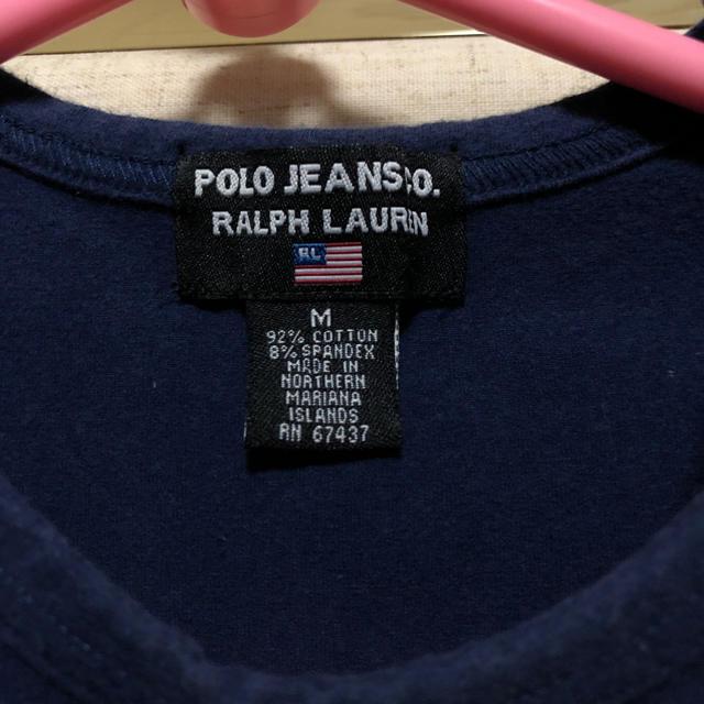 Ralph Lauren(ラルフローレン)のポロジーンズ タンクトップ M レディースのトップス(タンクトップ)の商品写真