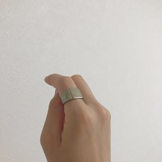 フラワー(flower)のvintage ring gold(リング(指輪))