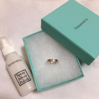 ティファニー(Tiffany & Co.)のTIFFANY&Co.♡リング♡シルバーポリッシュ(リング(指輪))