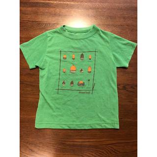 モンベル(mont bell)のmont-bell Tシャツ(100cm)(Tシャツ/カットソー)
