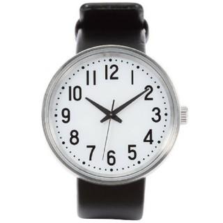 ムジルシリョウヒン(MUJI (無印良品))の無印良品 腕時計・公園の時計・大(腕時計)