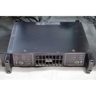 National RAMSA パワーアンプ WP-9110 動作確認済み(パワーアンプ)