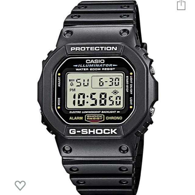 G-SHOCK - Gショック 腕時計 G-SHOCK 5600E-1Vの通販 by y's shop|ジーショックならラクマ