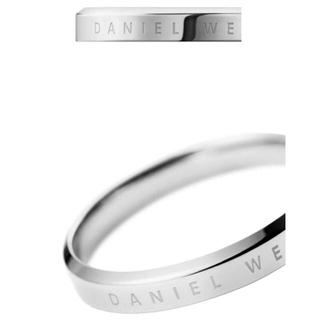 ダニエルウェリントン(Daniel Wellington)の新作 ラクマ最安値 ダニエルウェリントン 指輪 リング シルバー(リング(指輪))