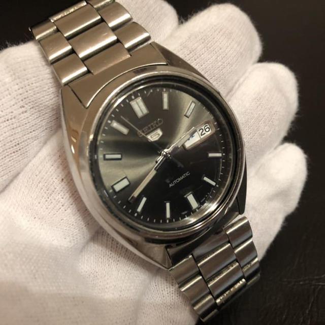 SEIKO - SEIKO 5ファイブ腕時計の通販 by カノン's shop|セイコーならラクマ