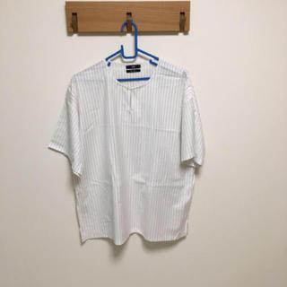ハレ(HARE)のHARE   ストライプカットソー(Tシャツ/カットソー(七分/長袖))