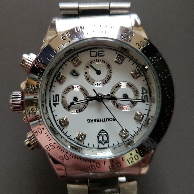 新作ロレックスデイトナタイプ腕時計の通販 by Ryu's shop|ラクマ