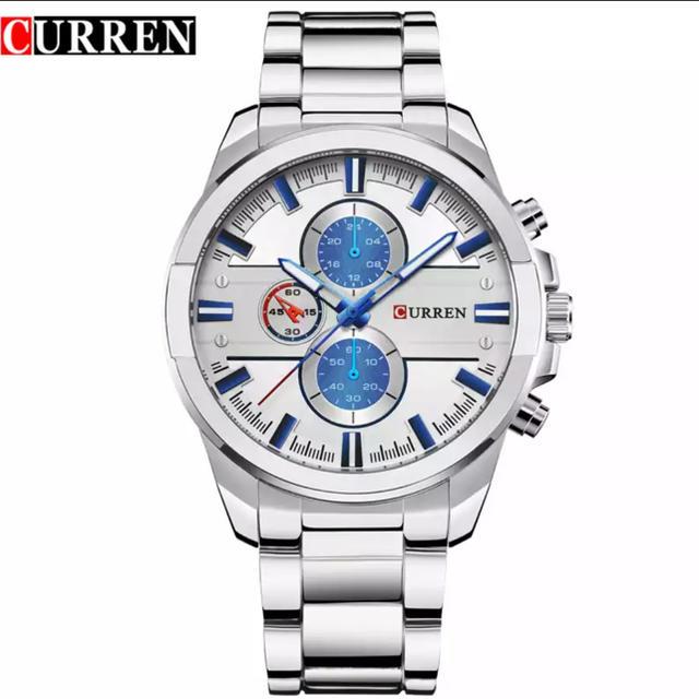 [新品・未使用] Curren メンズ クォーツ腕時計の通販 by LBG's shop|ラクマ