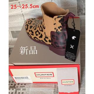 ハンター(HUNTER)の新品未使用 HUNTER  レインブーツ ハンター(レインブーツ/長靴)