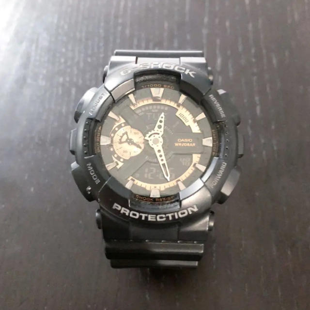 hublot watch price / G-SHOCK - G-SHOCK 腕時計 GA-110RG-1AJFの通販 by   lichyi's shop|ジーショックならラクマ
