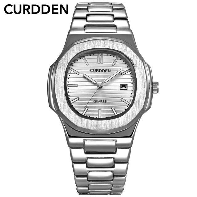tag 時計 、 CURDDEN ノーチラス モチーフ 高級感漂う  腕時計 G/Sの通販 by Coral☆24時間以内発送!|ラクマ