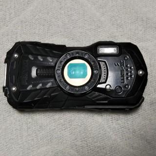 ペンタックス(PENTAX)の防水 対衝撃 防寒 対過重 デジカメ RICOH WG-Ⅱ(コンパクトデジタルカメラ)