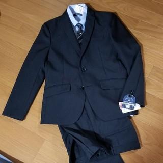 シマムラ(しまむら)の[新品タグ付]しまむらスーツ5点セット☆160☆男の子(ドレス/フォーマル)