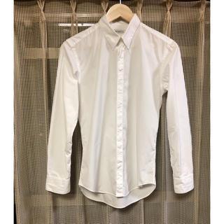 ジョンローレンスサリバン(JOHN LAWRENCE SULLIVAN)のJOHN LAWRENCE SULLIVAN 比翼ドレスシャツ(シャツ)