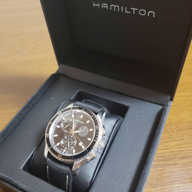 Hamilton - 腕時計 HAMILTONの通販 by chiyori's shop|ハミルトンならラクマ