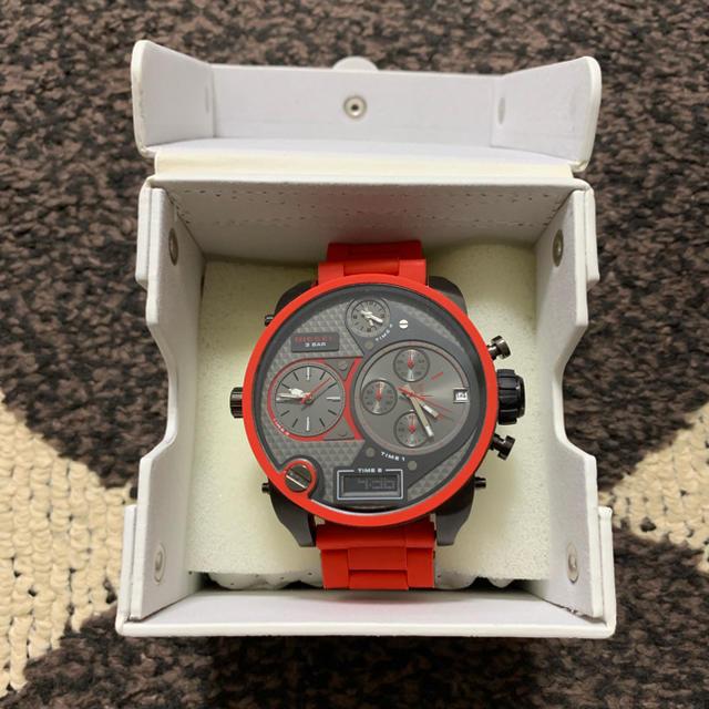 ロレックス メンズ 腕 時計 / DIESEL - ディーゼル 腕時計 DZ7279の通販 by なつみ's shop|ディーゼルならラクマ