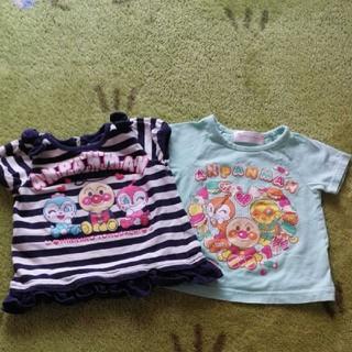 バンダイ(BANDAI)のアンパンマンTシャツ 2枚組(Tシャツ)