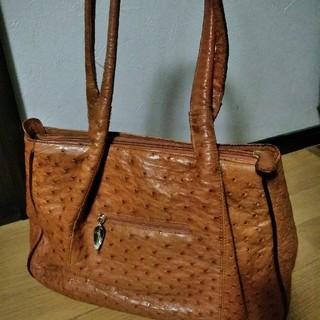 345e72d04c5a OSTRICH - deArt オーストリッチ ハンドバッグの通販|ラクマ