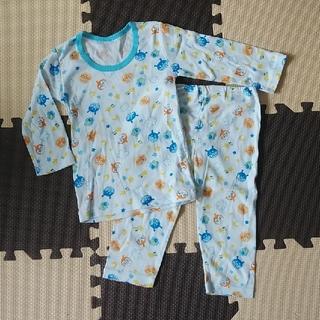 アンパンマン - アンパンマン パジャマ 長袖 95 新品