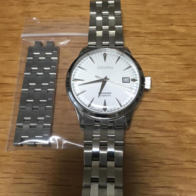 時計 激安 ロレックス - SEIKO - SEIKO プレサージュの通販 by じゃむ0715's shop|セイコーならラクマ