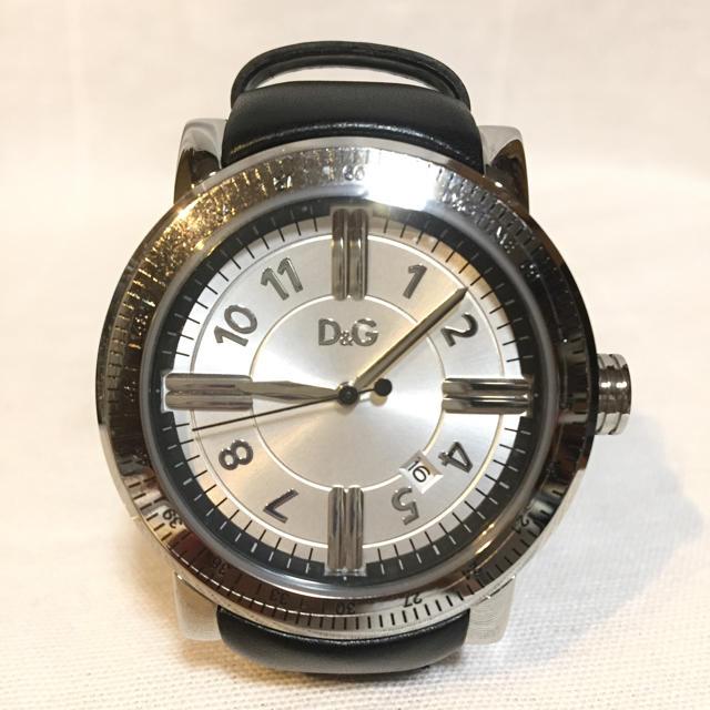 D&G - 【美品】D&G 腕時計 レザーの通販 by ayaka1350's shop     ※4/23-4/29は発送休|ディーアンドジーならラクマ