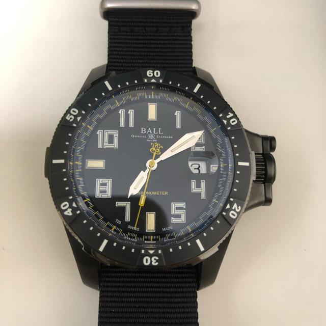 ウブロ 時計 偽物販売 - BALL - Ball watch ボールウォッチ エンジニア ハイドロカーボン ブラックの通販 by gakiy's shop|ボールならラクマ