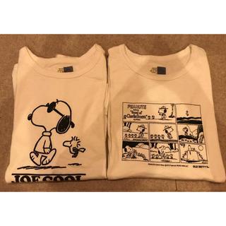 ドアーズ(DOORS / URBAN RESEARCH)のTシャツ URBAN RESEARCH DOORS SNOOPY 2枚セット(Tシャツ/カットソー(半袖/袖なし))