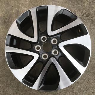 トヨタ(トヨタ)のシエンタ メーカーオプション 16インチ 純正 アルミホイール   1本のみ(ホイール)