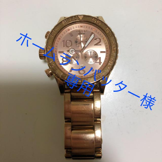 NIXON - NOXIN メンズ腕時計の通販 by (^^)!|ニクソンならラクマ