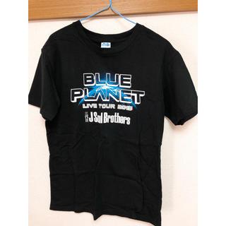 サンダイメジェイソウルブラザーズ(三代目 J Soul Brothers)の三代目J Soul Brothers ライブTシャツ(Tシャツ/カットソー(半袖/袖なし))