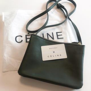 f70c18fc21e4 セリーヌ(celine)の(新品)Celine セリーヌトリオバッグです (ショルダーバッグ