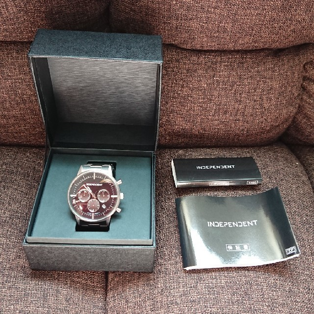 IWC スーパー コピー 値段 - INDEPENDENT - ☆値下げ☆ インデペンデント independent 腕時計の通販 by みなとん's shop|インディペンデントならラクマ