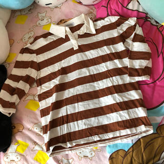 ウィゴー(WEGO)のWEGO ラガーTシャツ(ポロシャツ)