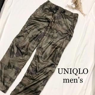 ユニクロ(UNIQLO)のUNIQLO 迷彩パンツ(ワークパンツ/カーゴパンツ)