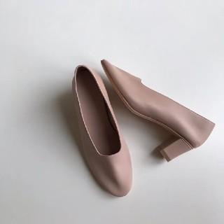 トゥモローランド(TOMORROWLAND)のマルティニアーノ ヒール パンプス (ローファー/革靴)