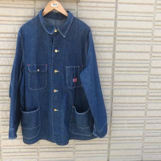 エンジニアードガーメンツ(Engineered Garments)の1950's Workmaster デニムカバーオール ヴィンテージ(カバーオール)
