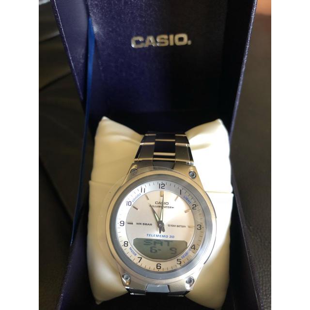 CASIOの腕時計の通販 by ♡|ラクマ