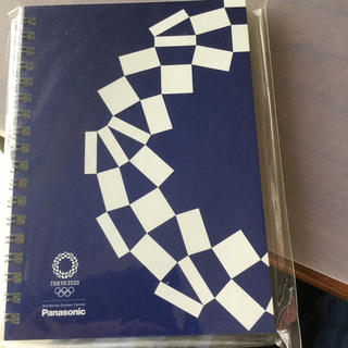 パナソニック(Panasonic)のノート ノベルティ パナソニック 東京オリンピック(ノベルティグッズ)