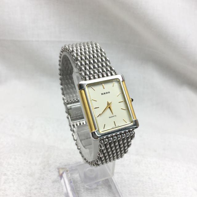 ヴィトン タイガ スーパーコピー 時計 / RADO - RADO  QUARTZの通販 by ライク's shop|ラドーならラクマ