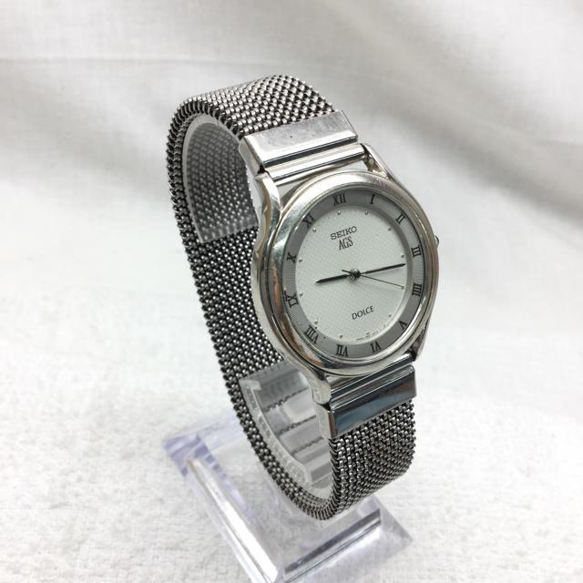 ロレックス人気腕 時計 - SEIKO - SEIKO AGS DOLCEの通販 by ライク's shop|セイコーならラクマ
