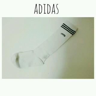 アディダス(adidas)のadidas ロゴソックス(ソックス)