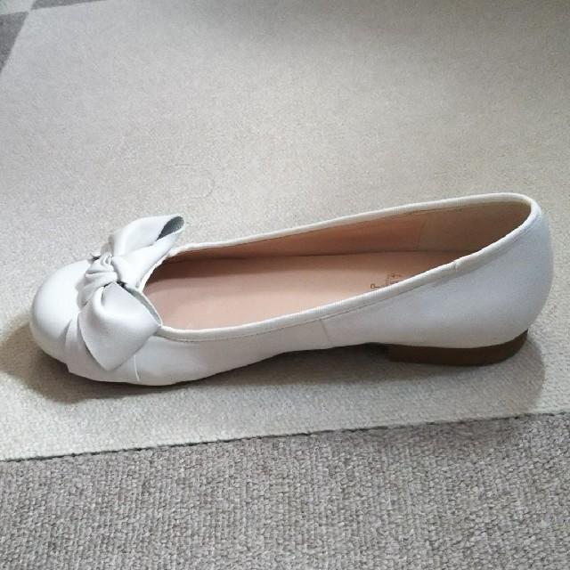 あしながおじさん(アシナガオジサン)のあしながおじさん  フラットシューズ レディースの靴/シューズ(バレエシューズ)の商品写真