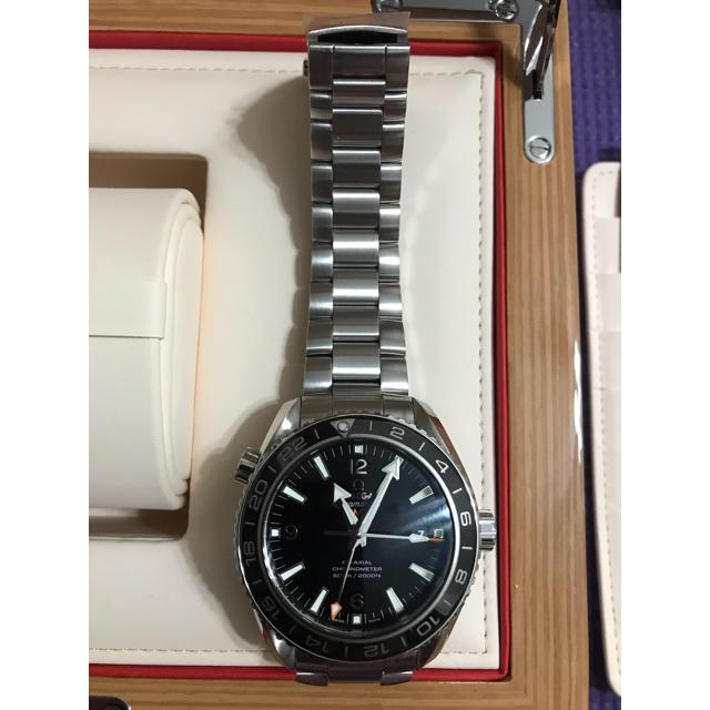 ウェルダー 時計 偽物買取 / OMEGA - オメガ シーマスター プラネットオーシャンgmt コーアクシャルの通販 by くっち's shop|オメガならラクマ